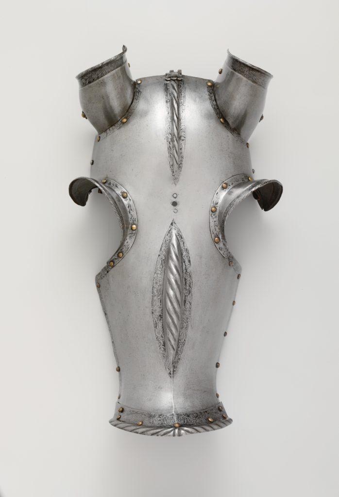 Shaffron (Horse's Head Defense) of Ottheinrich, Count Palatine of the Rhine (1502–1559)
