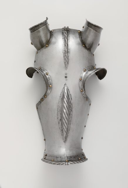 Shaffron (Horse's Head Defense) of Ottheinrich, Count Palatine of the Rhine (1502–1559)