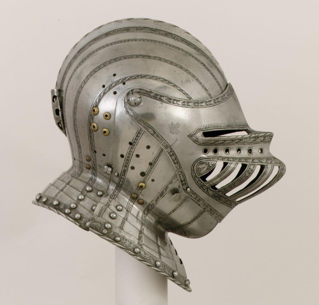 Close Helmet for a Boy