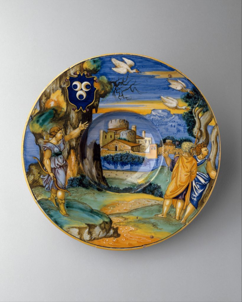 Plate (tondino)