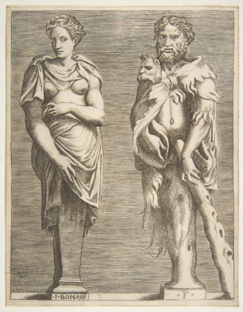 Terms of Hercules and Deianira