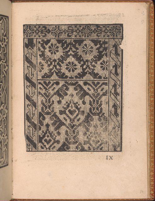 Convivio delle Belle Donne, page 10 (recto)