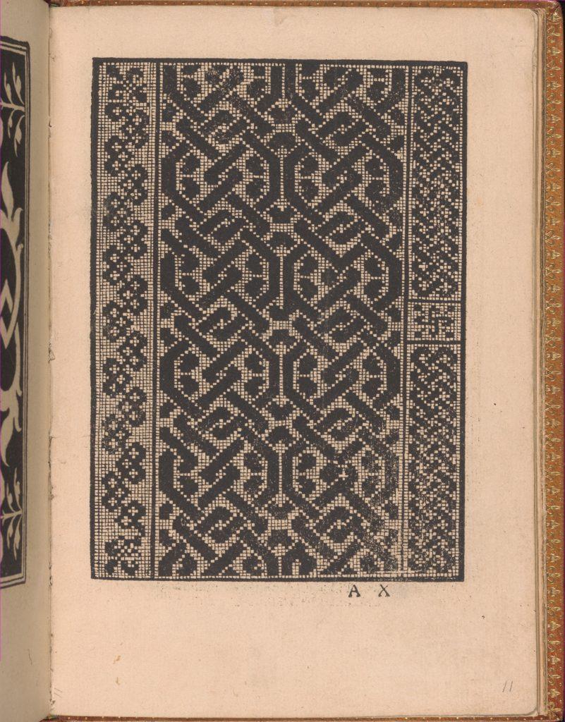Convivio delle Belle Donne, page 11 (recto)