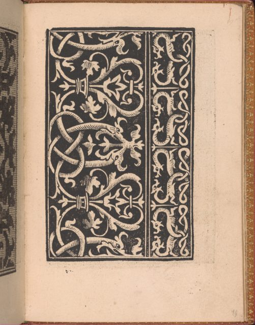 Convivio delle Belle Donne, page 14 (recto)