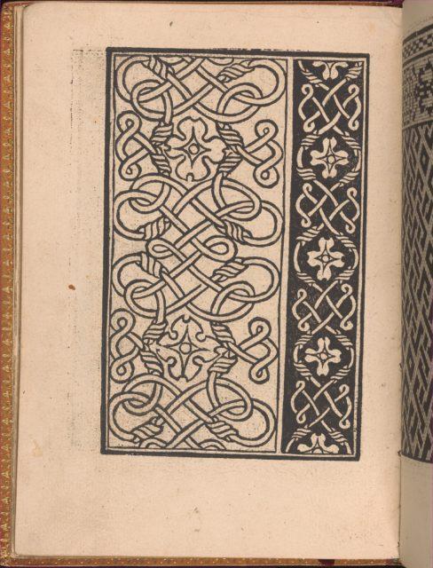 Convivio delle Belle Donne, page 17 (verso)
