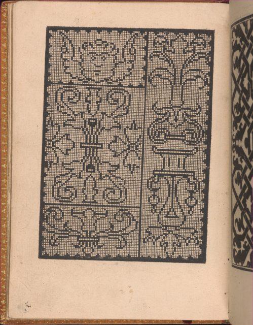 Convivio delle Belle Donne, page 19 (verso)