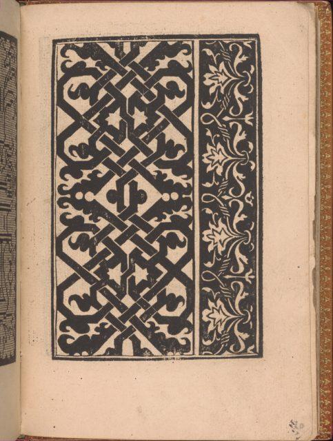 Convivio delle Belle Donne, page 20 (recto)