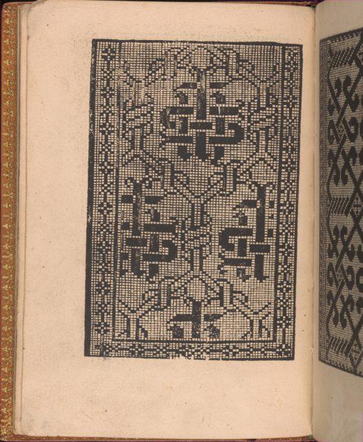 Convivio delle Belle Donne, page 3 (verso)