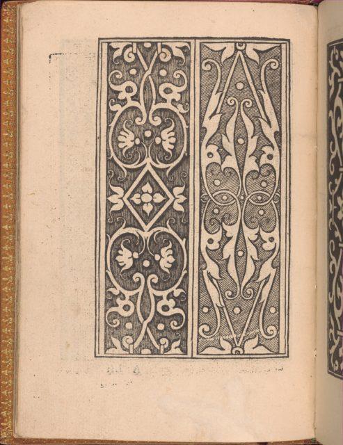 Convivio delle Belle Donne, page 4 (verso)