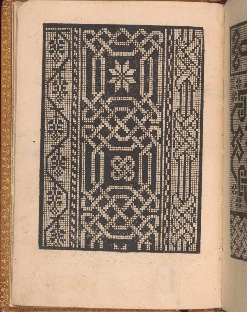Convivio delle Belle Donne, page 6 (verso)