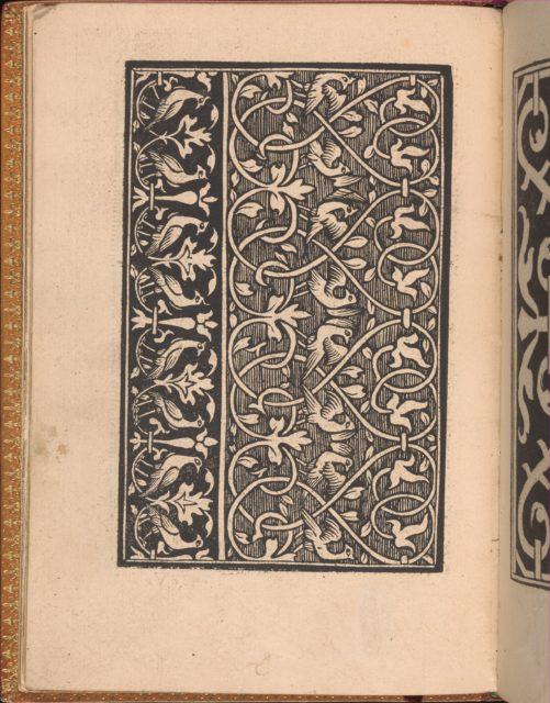 Convivio delle Belle Donne, page 7 (verso)