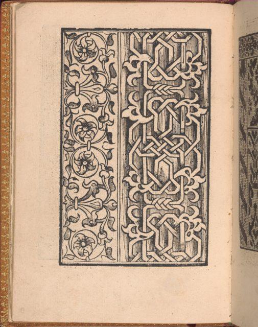 Convivio delle Belle Donne, page 9 (verso)