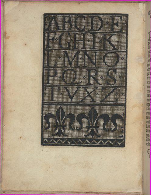Esemplario di Lauori..., page 14 (recto)