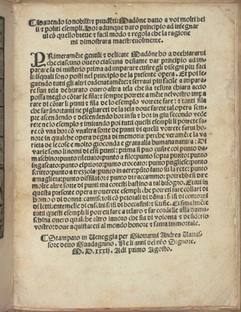 Esemplario di Lauori..., page 14 (verso)
