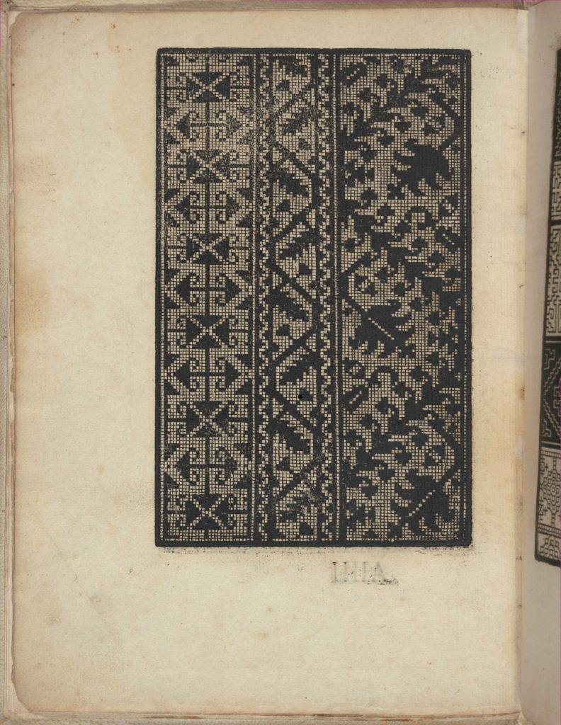 Esemplario di Lauori..., page 3 (verso)