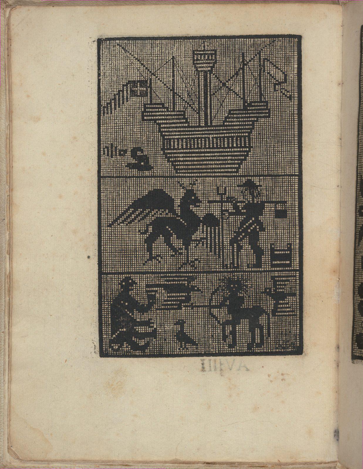Esemplario di Lauori..., page 6 (recto)