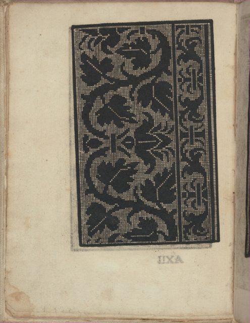 Esemplario di Lauori..., page 7 (verso)