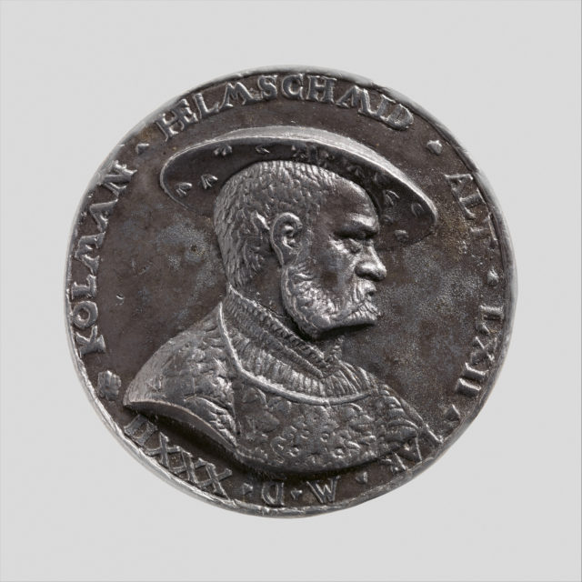 Medal of Kolman Helmschmid (1471–1532)