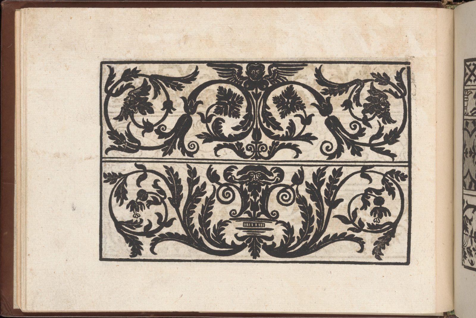 Page from Eyn Newe kunstlich moetdelboech alle kunst (Page 7v)