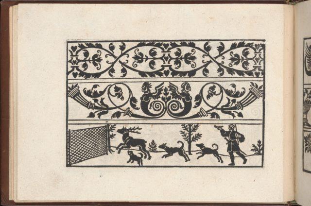 Page from Eyn Newe kunstlich moetdelboech alle kunst (Page 9v)