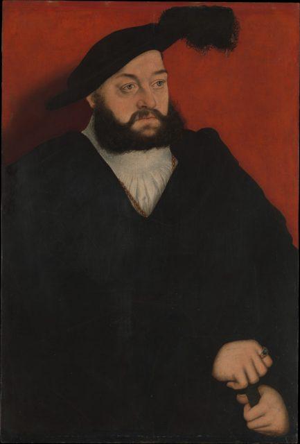 Johann (1498–1537), Duke of Saxony