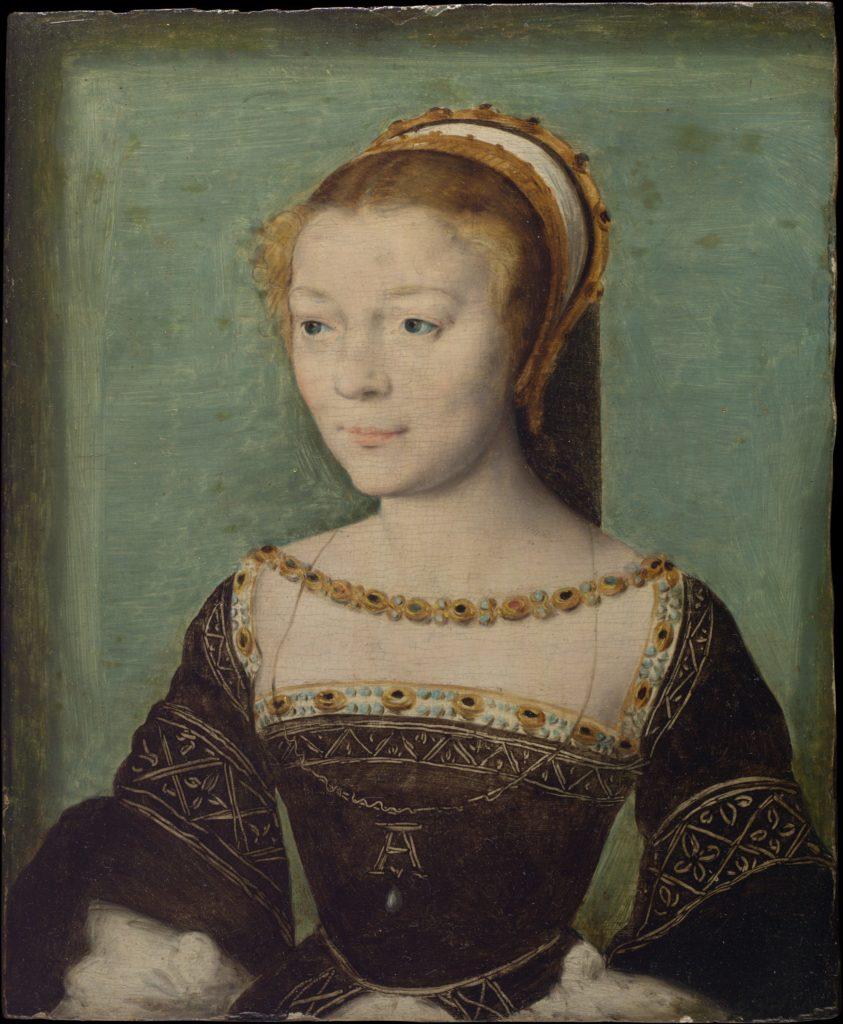 Anne de Pisseleu (1508–1576), Duchesse d'Étampes