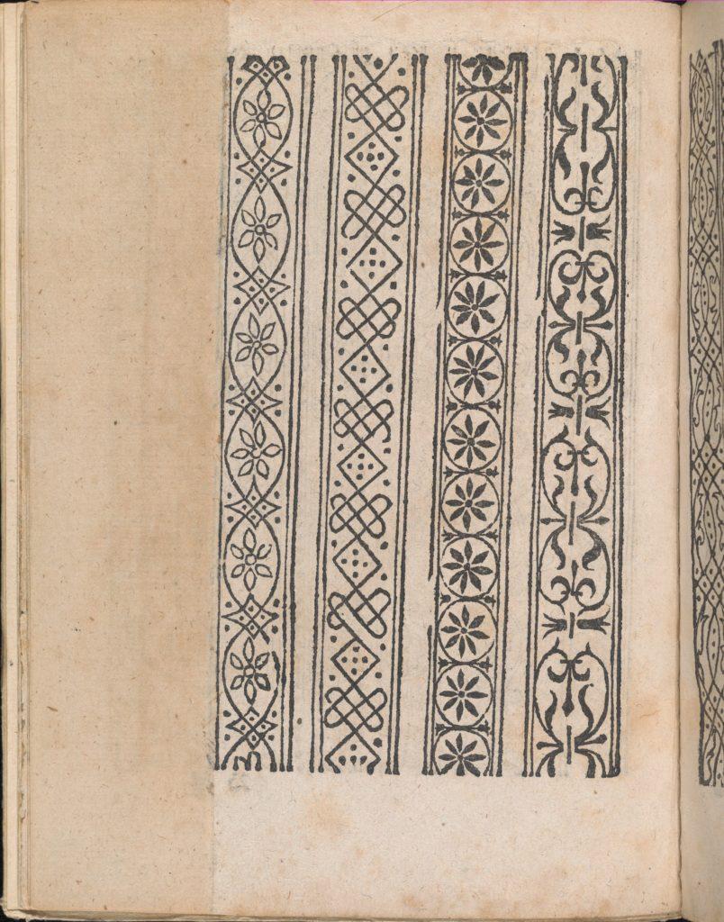 Modelbuch aller Art Nehens vn Stickens (Page 7v)