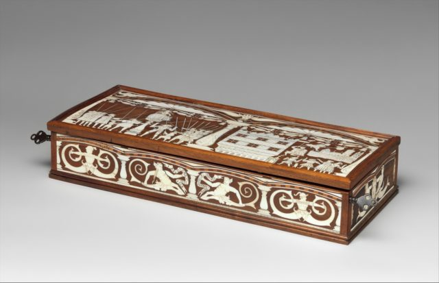 Box For Crossbow Bolts (Bolzenkasten), Probably Made for William IV, Duke of Bavaria (r. 1508–50)
