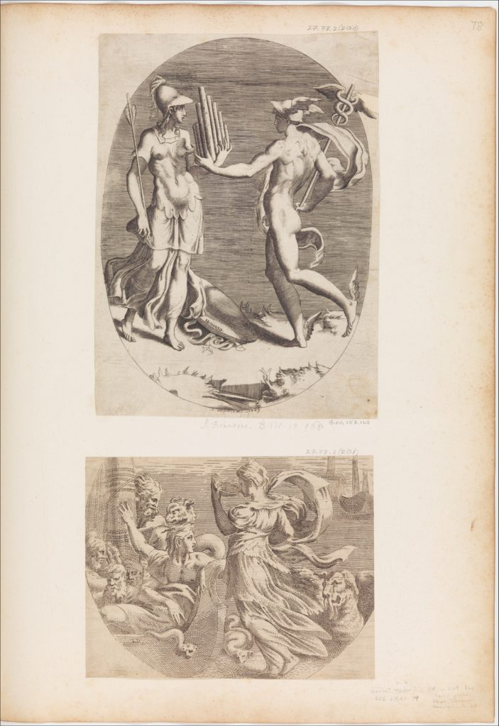 Circe and the Companions of Ulysses