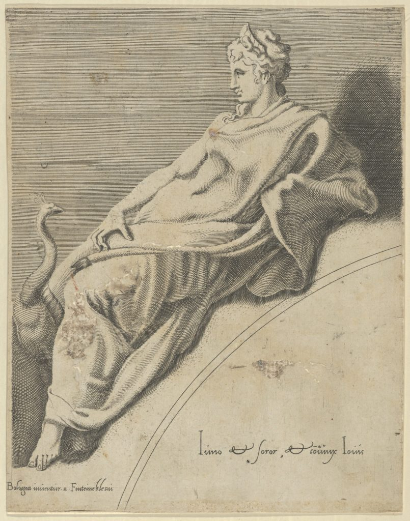 Juno (from The Muses and the Three Great Goddesses)