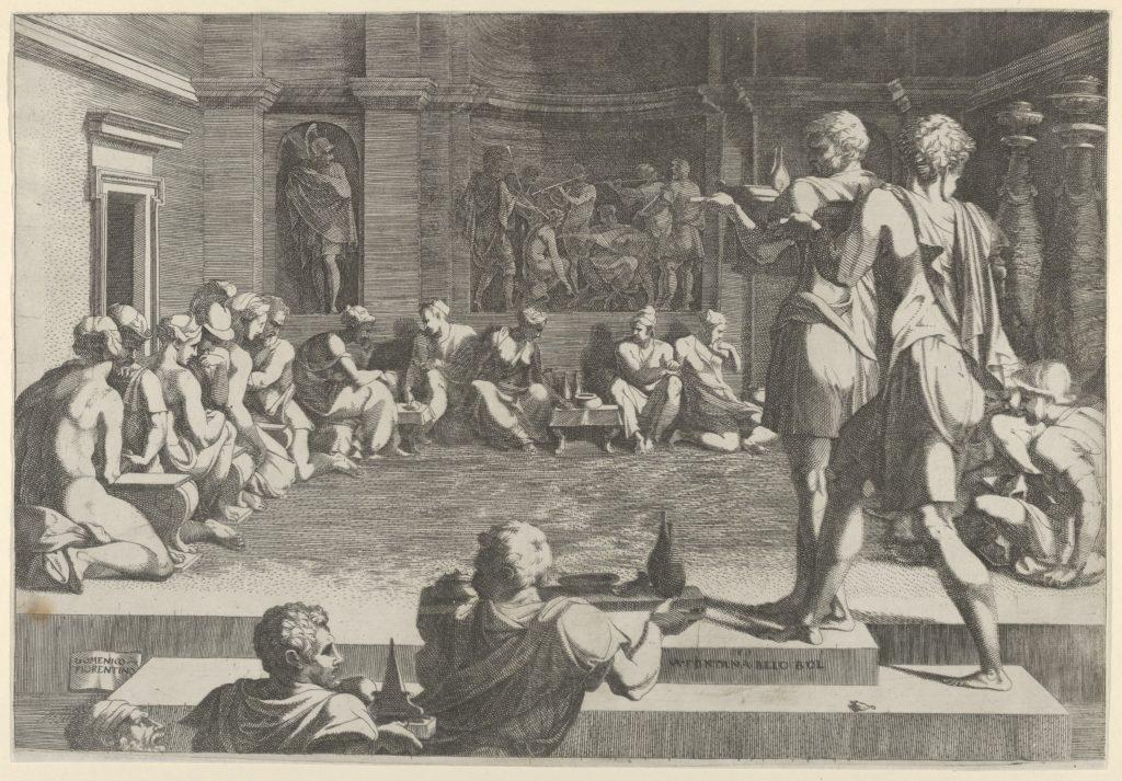 The Banquet of Alexander