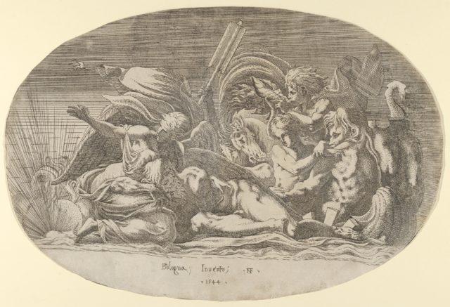 Iris, Neptune, and Sleep