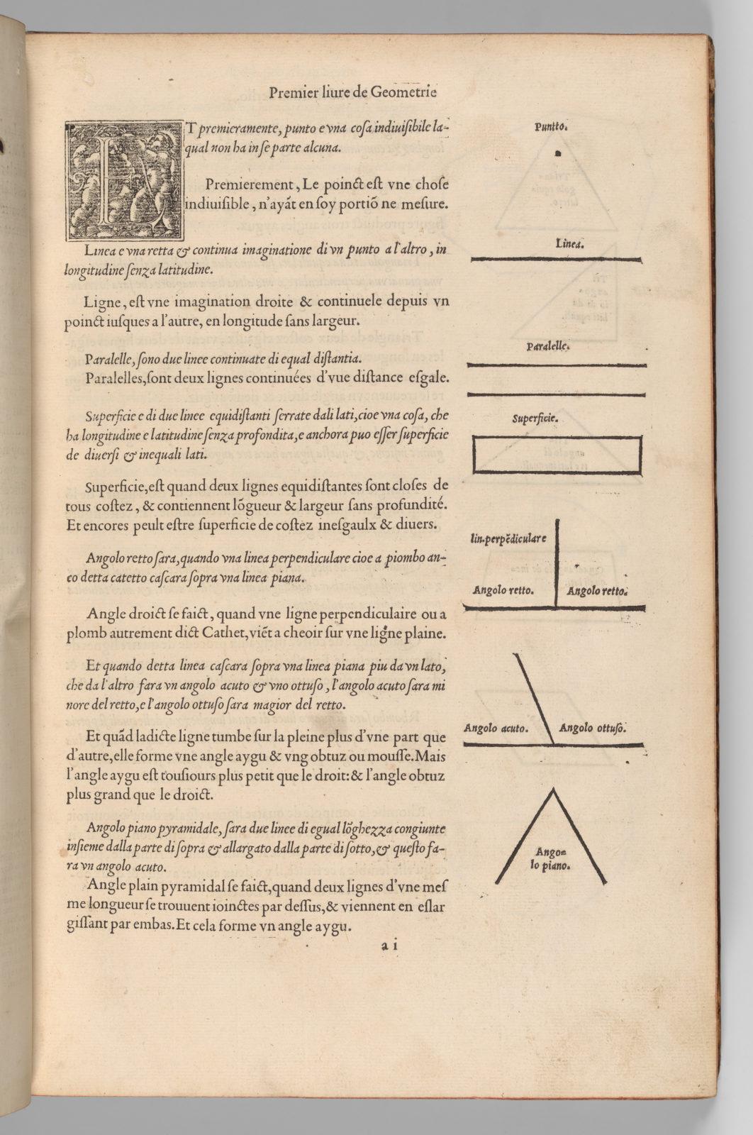 Il primo libro d'architettura di Sebastiano Serlio Bolognese. Il secondo libro di perspecttia di Sebastiano Serlio, Bolognese.