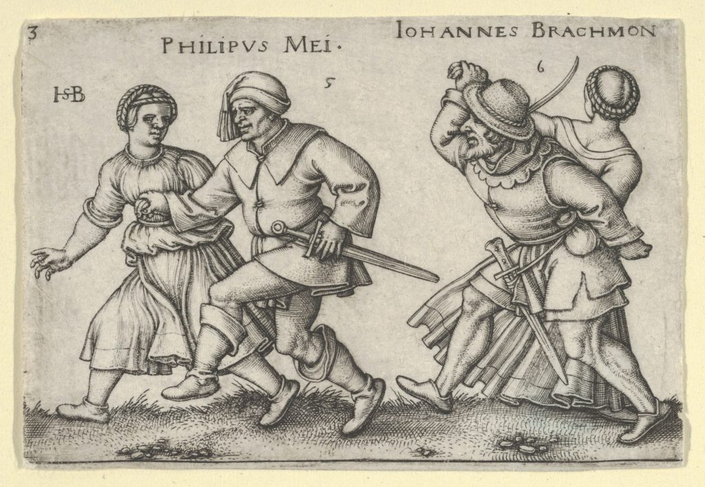 May and June from The Peasants' Feast or the Twelve Months