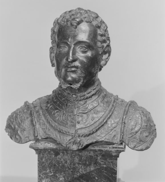 Ottavio Farnese (1524–1586), Duke of Parma and Piacenza