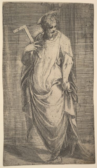 Saint James Minor from 'Christ and the Apostles'
