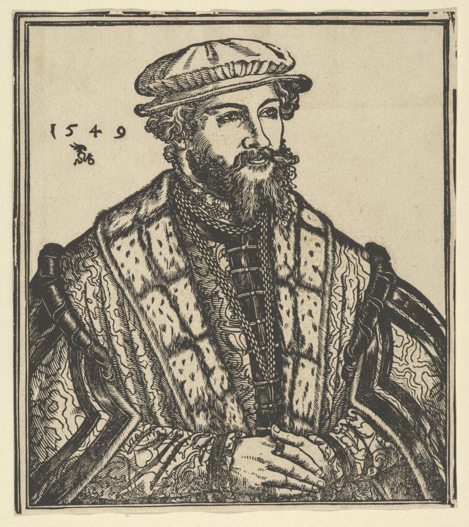 Dr. Christian Bruck, called Pontanus