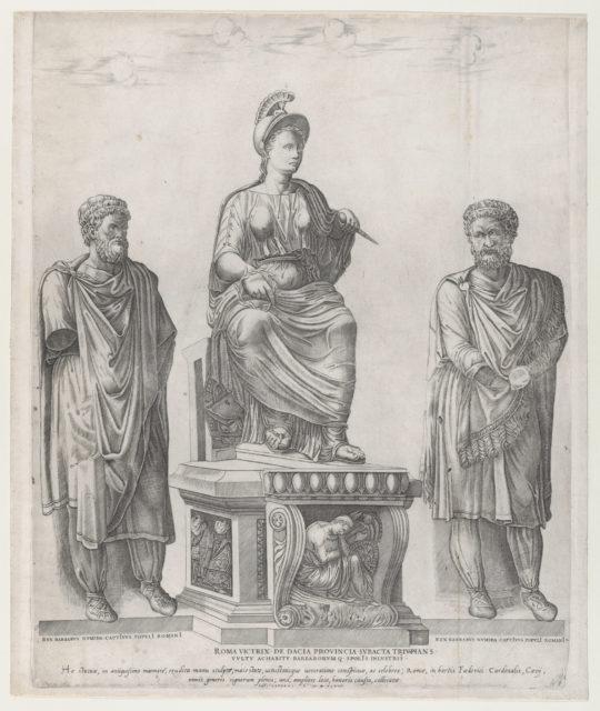 Speculum Romanae Magnificentiae: Roma Victrix