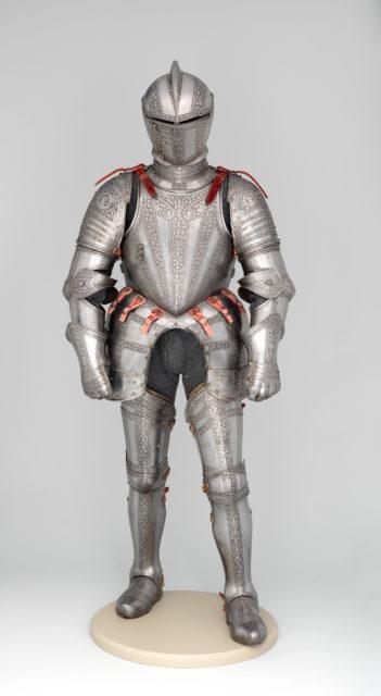 Armor for Field and Tilt