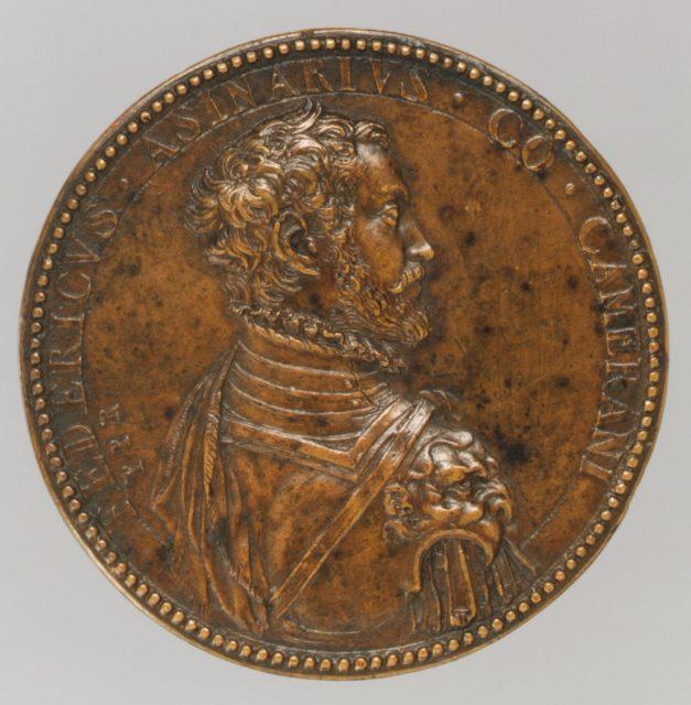 Federigo Asinari, Count of Camerano (1527–1575)