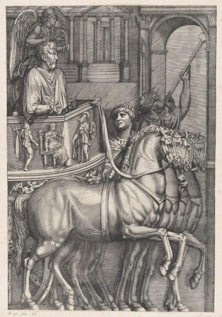 The Triumph of Marcus Aurelius