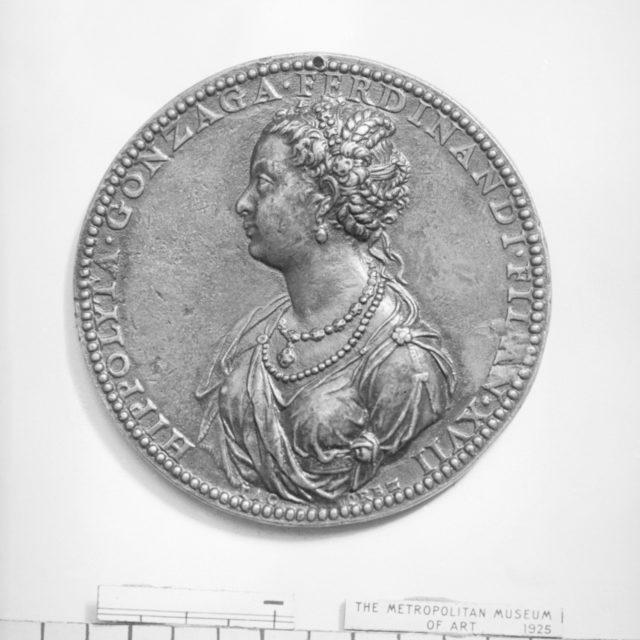 Ippolita Gonzaga (1535–1563), at the age of 17