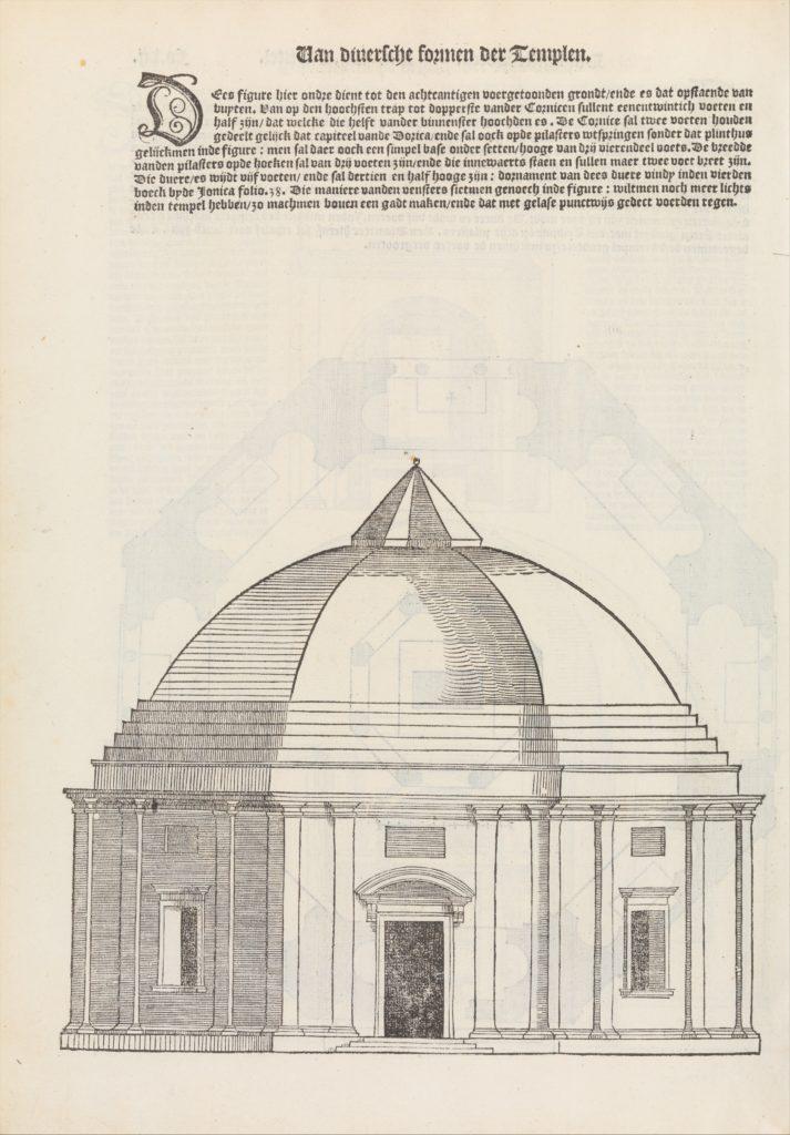 Den eersten (-vijfsten) boeck van architecturen