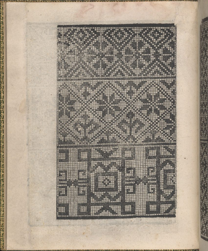 Ornamento delle belle & virtuose donne, page 14 (verso)
