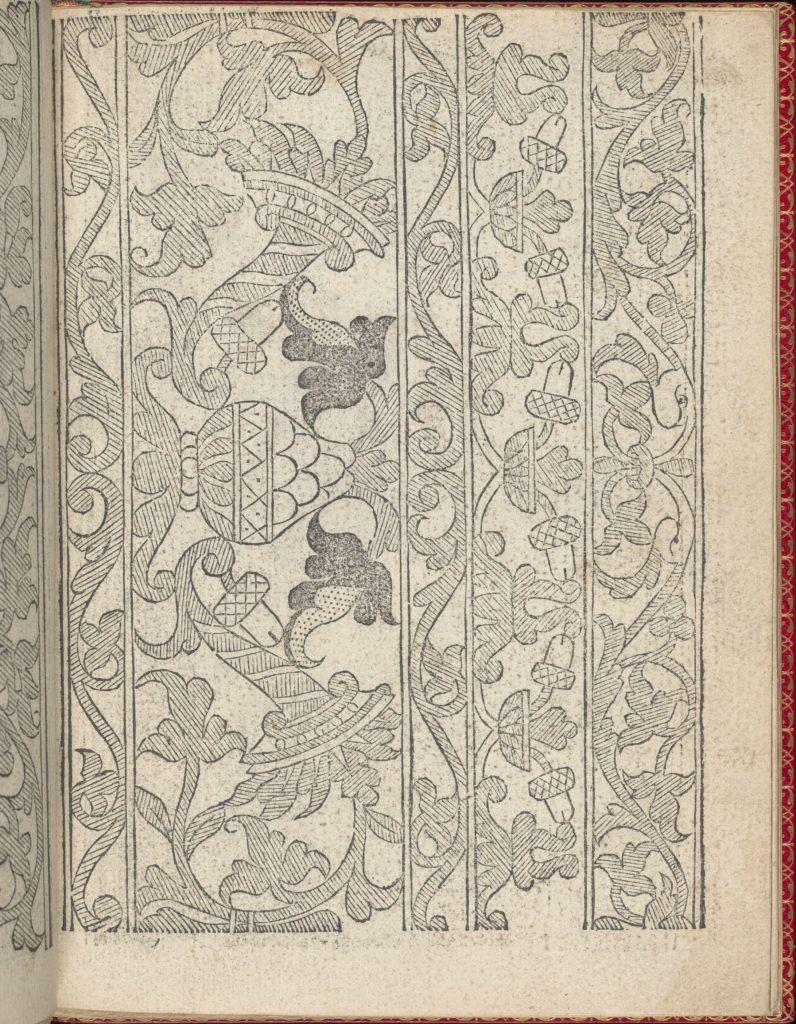 Il Monte. Opera Nova di Recami, page 4 (recto)