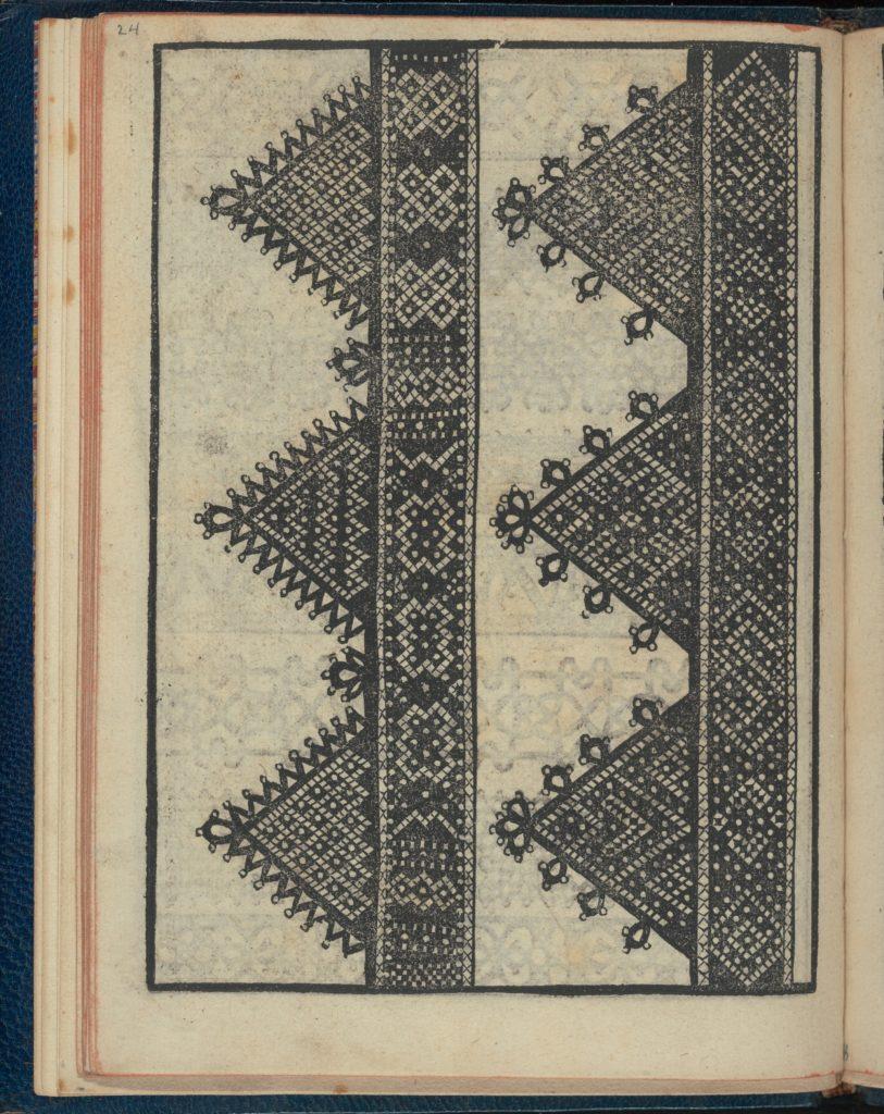 Le Pompe: Opera Nova, page 12 (verso)