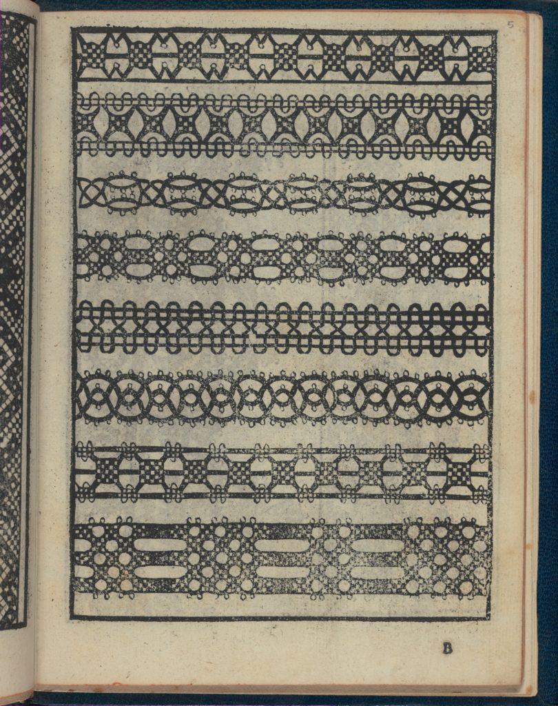 Le Pompe: Opera Nova, page 3 (recto)