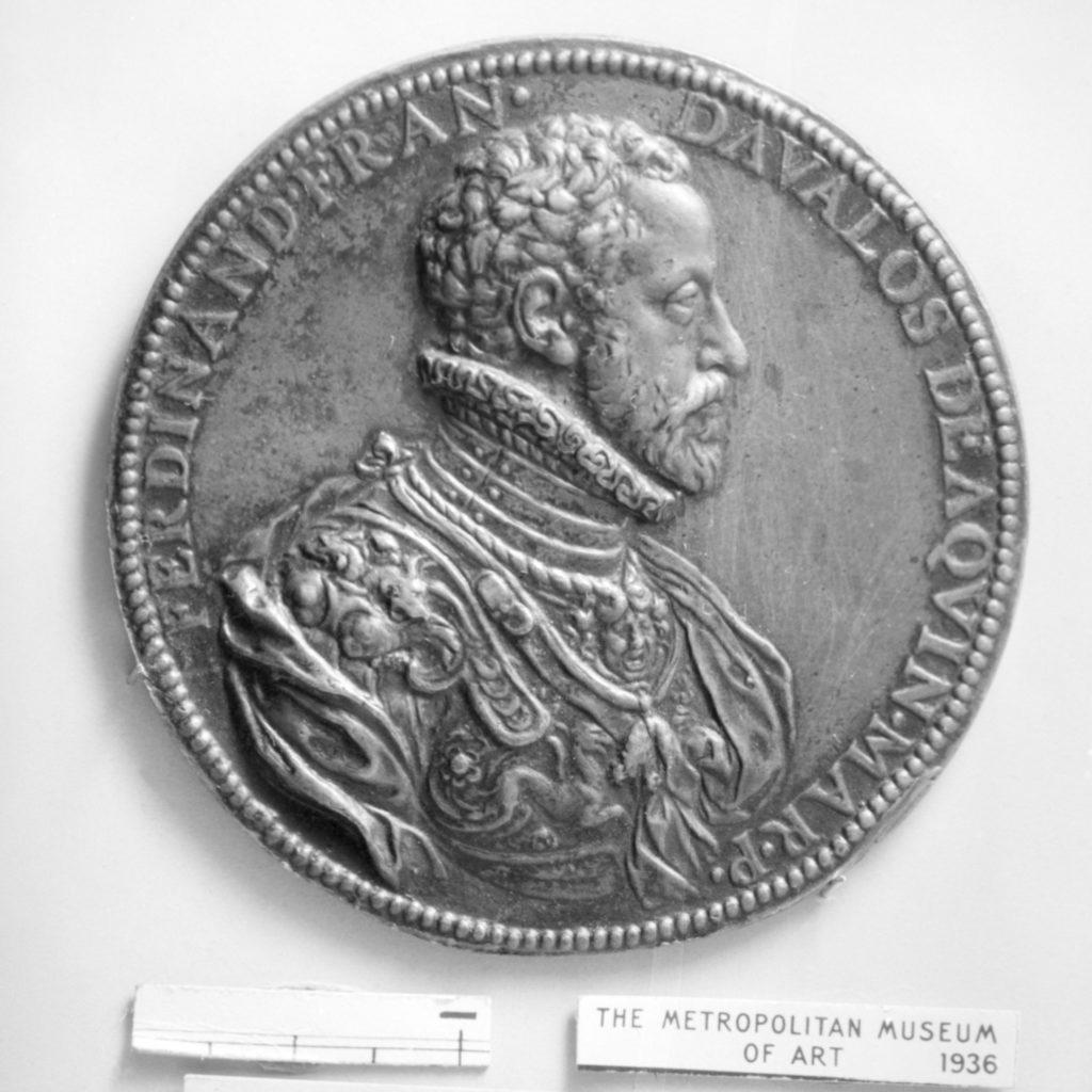 Ferdinando Francesco II d'Avalos of Aquino, Marquis of Pescara (ca. 1530–1571)