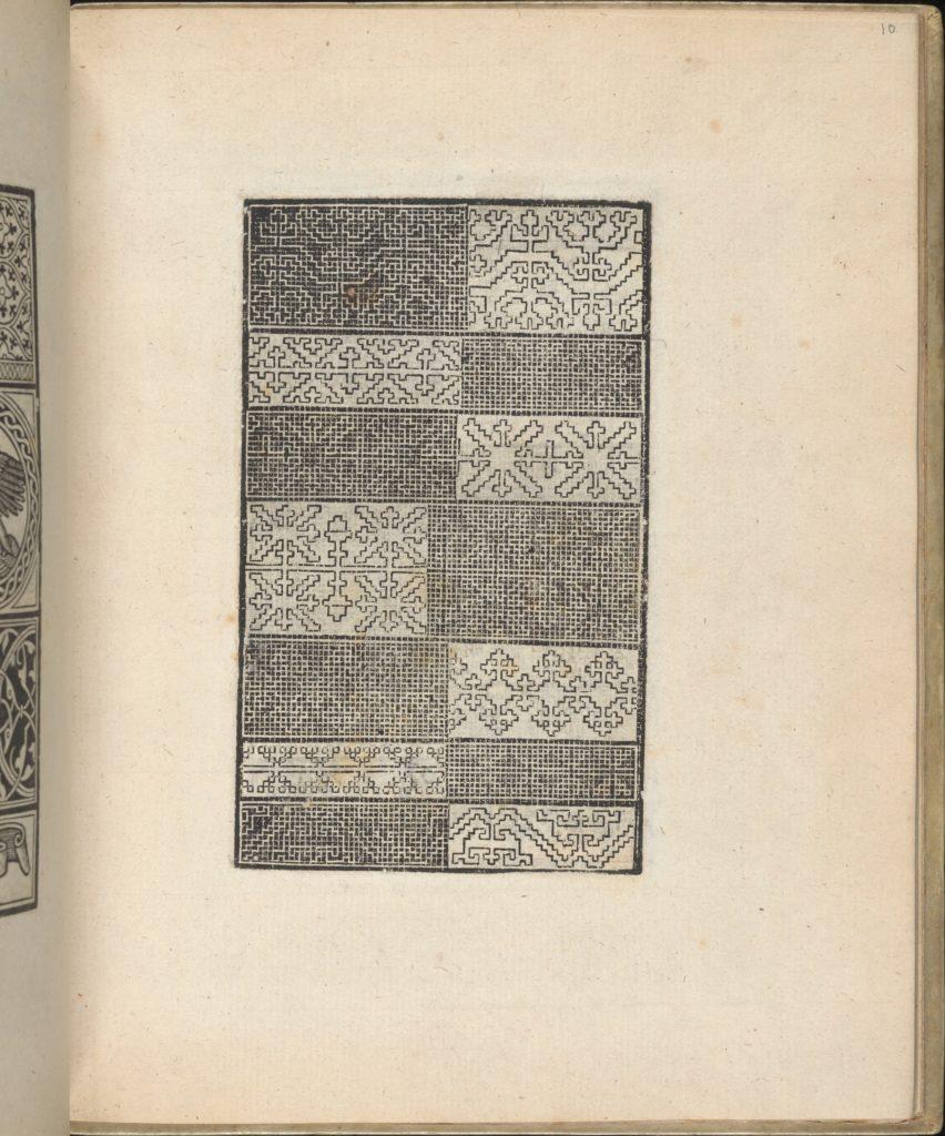 Trionfo Di Virtu. Libro Novo..., page 10 (recto)