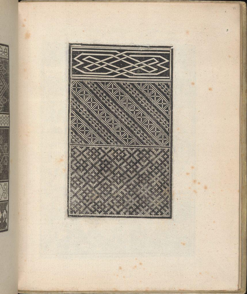 Trionfo Di Virtu. Libro Novo..., page 11 (recto)